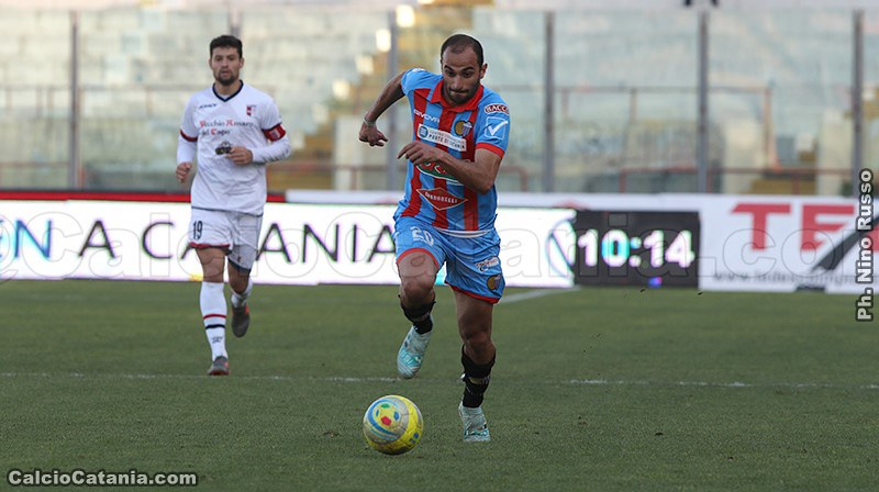 Pinto rientra titolare dopo un lungo infortunio e il subentro nella ripresa contro la Ternana