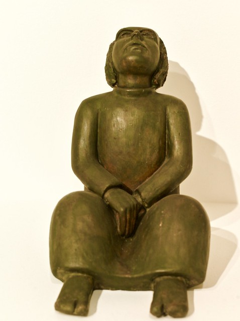 Seated Prophet (1936) - Hein Semke (1899-1995)