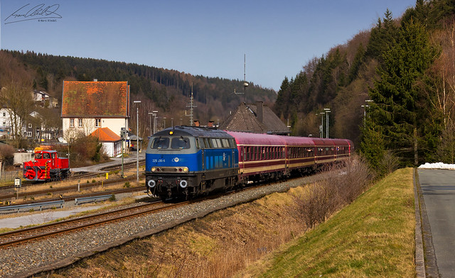 225 030-6 - Brilon-Wald - 29/02/2020