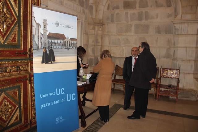 Alumni celebram os 730 anos da Universidade de Coimbra