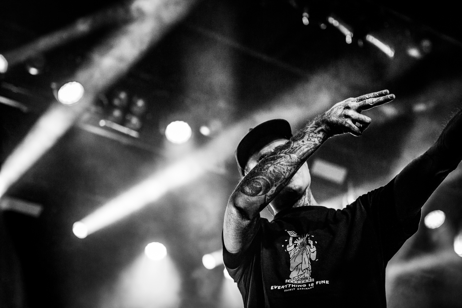 The Amity Affliction @ Trix 2020 (© Cathy Verhulst)