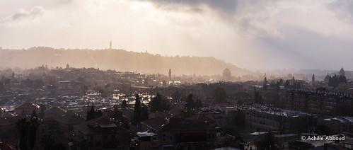 jerusalem canon holyland israel palestine landscape rain backlight sun sunrise wide alaqsa aqsa east panorama