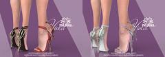 "Phedora for Kinky ~ ""Violet"" Heels ♥"