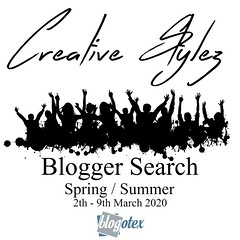 Creative Stylez Spring/Summer Blogger Search