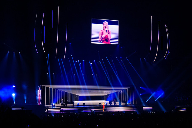 Céline Dion : Courage World Tour - Barclays Center, Brooklyn (2020)