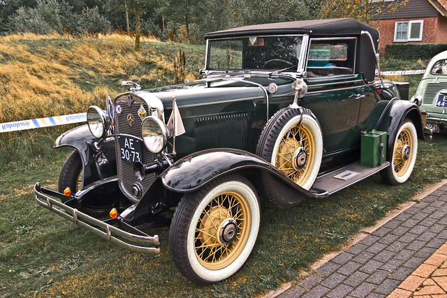 Chevrolet AE Independence Convertible Sport Cabriolet 1931 (3184)