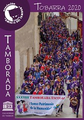 CARTEL TAMBORADA 2020