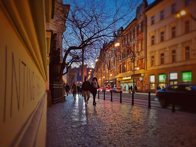 Rendezvous in Prague