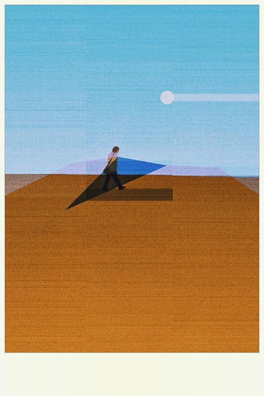dune and sky
