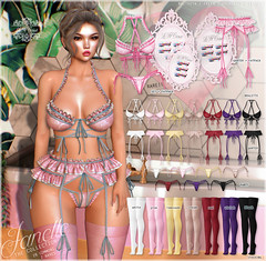{le fil casse} Janelle Collection for The Arcade