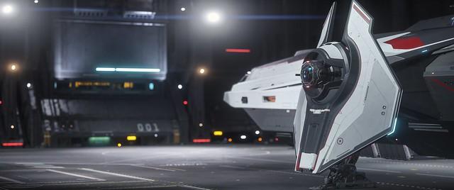 StarCitizen | Hangar 001