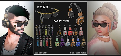 BONDI Party Time Gacha @Arcade