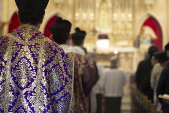 Tridentine Solemn High Mass