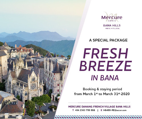 FRESH BREEZE IN BANA