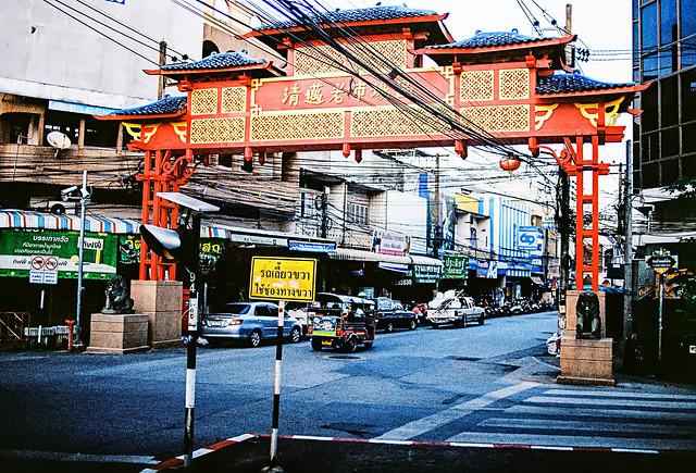 El mercado de Chiang mai