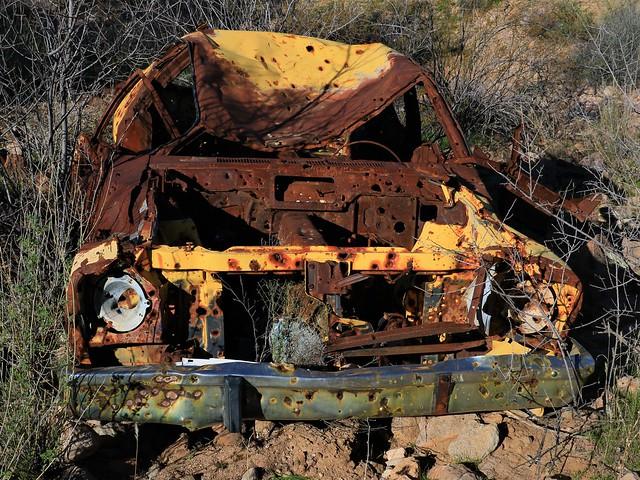 AMC Hornet Hatchback front 7D2_5666
