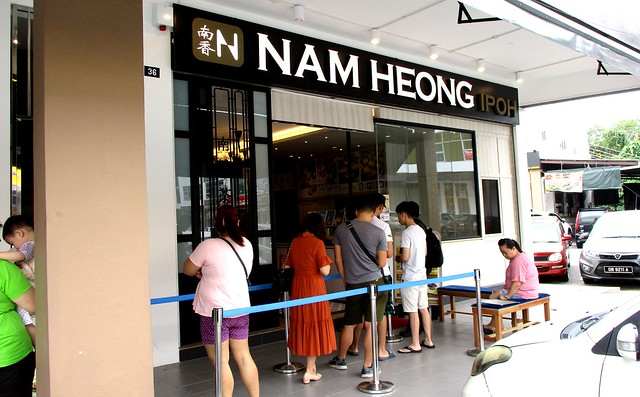Nam Heong Ipoh queue
