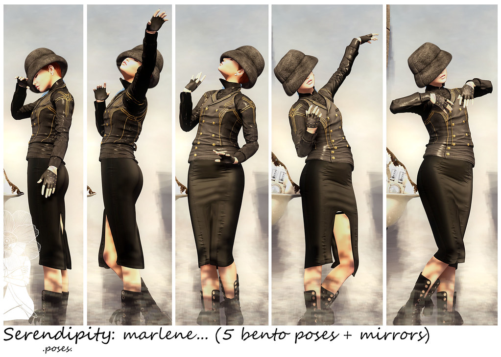 Serendipity: marlene… @ Pose Fair
