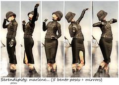 Serendipity: marlene... @ Pose Fair