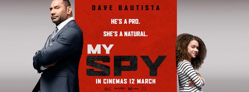Filem My Spy