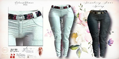 Strawberry-Jeans-Spring