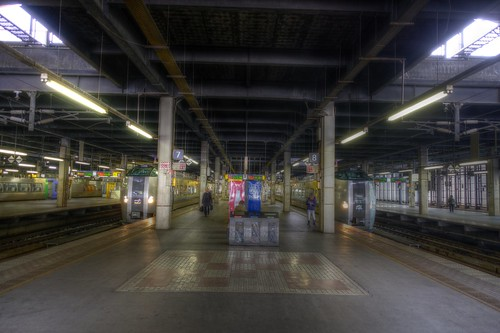 02-03-2020 Sapporo Station (2)
