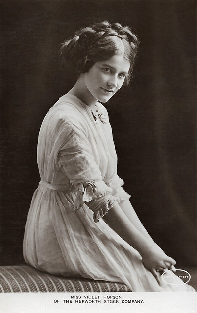 Violet Hopson