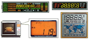 DayStar Display - LCD