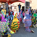 Basile Mardi Gras visit downtown Eunice, Feb. 22, 2020