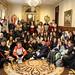Harrera ekitaldia Frantziako ikasleei //  Recepción a estudiantes franceses (02-03-2020)