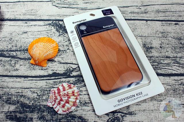 Govision K01 鏡頭手機殼