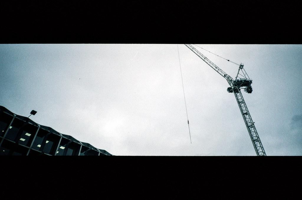 Lomo Metropolis & Minolta Riva Pano