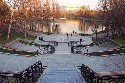 landscape bucurești românia sector3 ior titan lake park nature outdoor colors water
