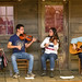 Jesse, Anglyn, Beau, and Madeleine Brown at the Prairie Acadian Cultural Center Feb. 22, 2020