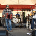 Fred Charlie and the Acadiana Cajuns perform in downtown Eunice Feb. 22, 2020
