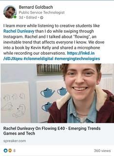 Rachel Dunleavy on LinkedIn