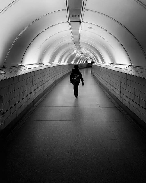Tunnels & Paths