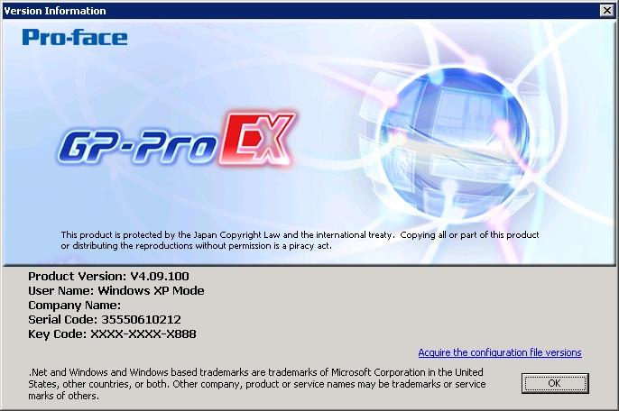Pro-face GP-Pro EX v4.09.100 x86 x64 full license