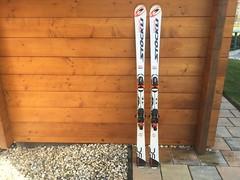 Prodám lyže Stockli Laser SC 170 - model 2016/17 - titulní fotka