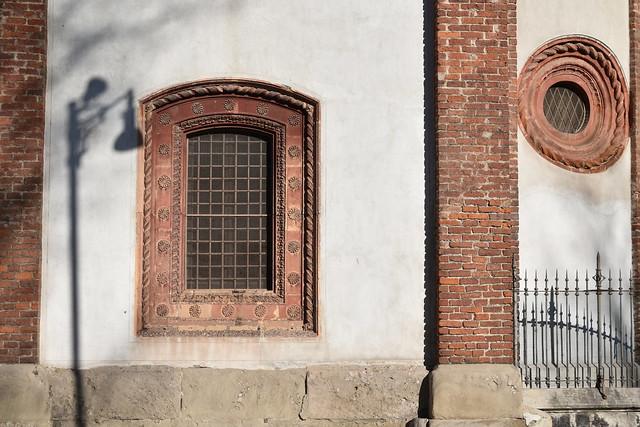 windows and shadow