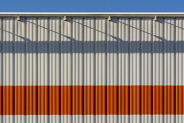 Orange stripe (on Explore)