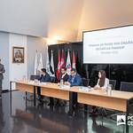 Sex, 28/02/2020 - 19:42 - O Politécnico de Lisboa acolheu a tomada de posse dos novos órgãos sociais da Federação Nacional de Associações de Estudantes do Ensino Superior Politécnico, no dia 28 de fevereiro de 2020.