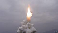 Corea del Norte lanza dos proyectiles hacia el mar