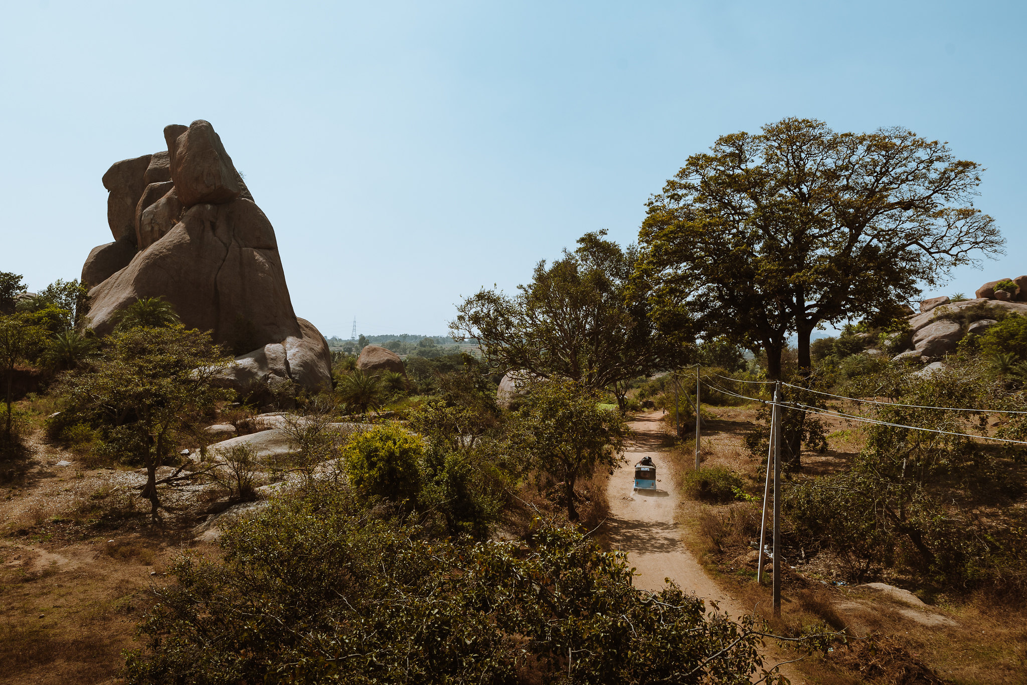 Kyle Singbeil - Rickshaw Run Photo Competition