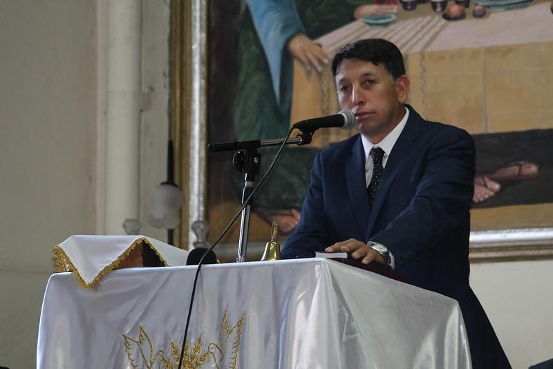 """""""Dios honra a quienes le honran"""" Servicio fúnebre Pastora Lidia López Vargas IMPCH Penco"""