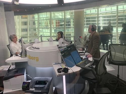 Jim Berlin Bloomberg Radio (NYC)