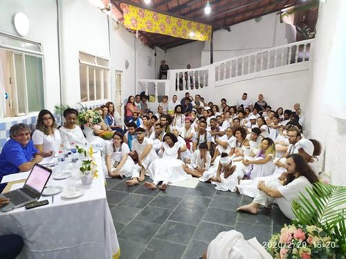 """Alessandra Maria da Silva Gomes - """"Por uma escuta sensível: o que dizem crianças e adolescentes candomblecistas a respeito de suas experiências religiosas considerando o contexto socioeducacional que vivem?"""""""