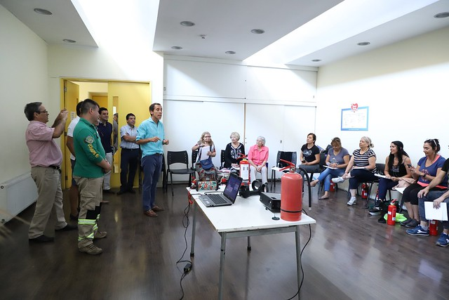#EnTerreno : Visita a Talleres de Plan de Gestión de Riesgos Ante Desastres