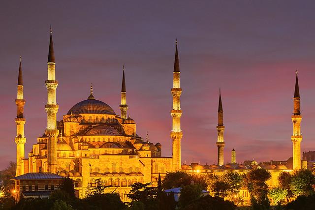 Sultan Ahmet Camisi(Mosque)