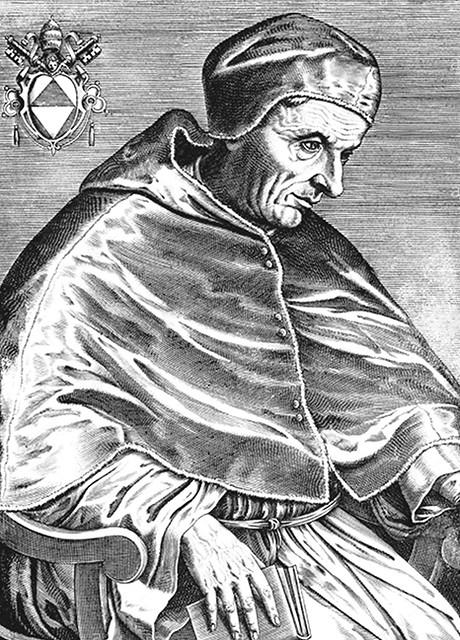 Pape Grivôr XII